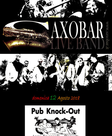 Saxobar Knock-out Diamante 12 agosto 2018