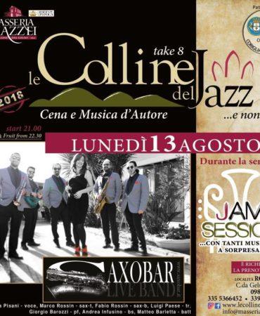 Le Colline del Jazz 13 08 2018