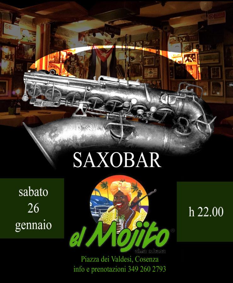 Saxobar al Mojito 26.01.2019