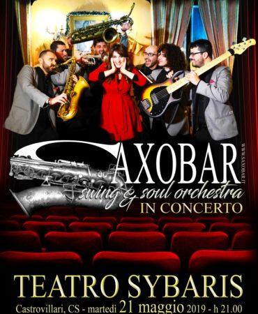 Teatro Sybaris 21 maggio 2019